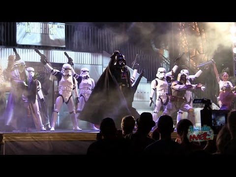 Dance-Off With the Star Wars Stars