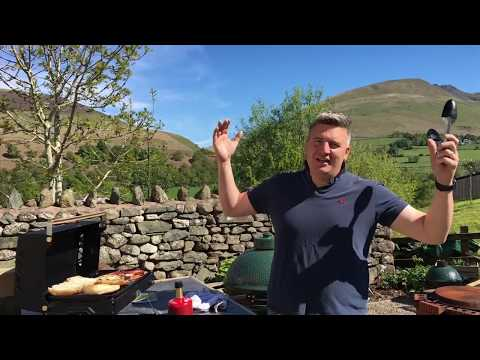 BEHIND THE SCENES TV SHOW - A Taste of the Lakes - Day 1 filming gets underway...
