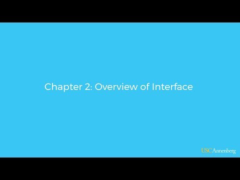 Module 2, Chapter 2: Overview of Interface
