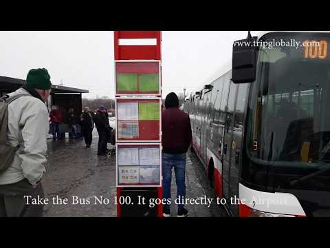 Prague City Centre to Airport |  Going to Prague Airport using the Metro and Bus