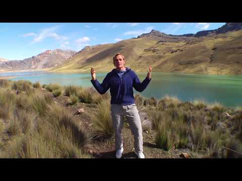 """Darin Olien """"Superfood Hunter"""" – Grown in Nature & Delivered in Shakeology"""