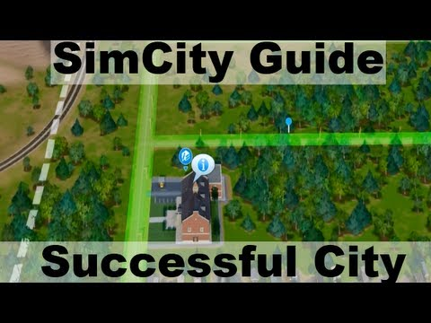 SimCity Guide: How to start a Successful City