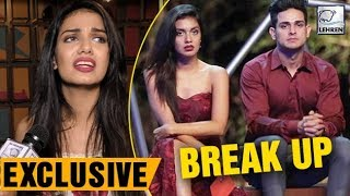 Divya Agarwal Announces Official BREAK UP With Priyank Sharma   Exclusive