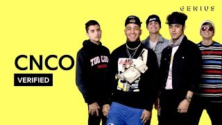 "CNCO ""Pretend"" Official Lyrics & Meaning 