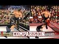 Wrestling Revolution 3D vs WR3D 2K19 by HHH- Comparision
