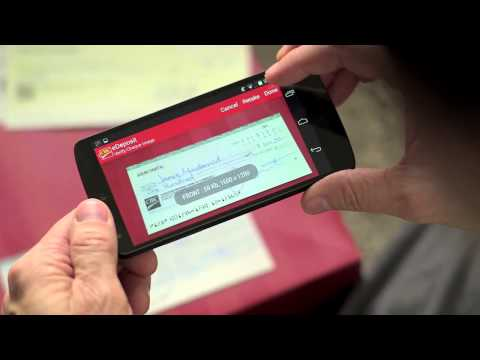 Better mobile banking with CIBC eDeposit™