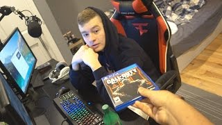 FAZE HOUSE REACTS TO GETTING BLACK OPS 3!!