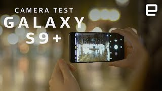 Samsung Galaxy S9 Plus Low Light Camera Test at MWC 2018