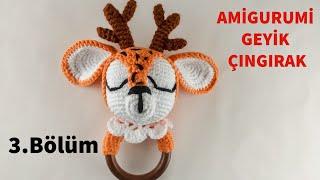Amigurumi Türkiye-Pufidik Kuzu Yapımı Anlatımı | 180x320