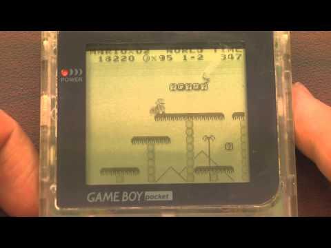 Classic Game Room - NINTENDO GAME BOY POCKET review