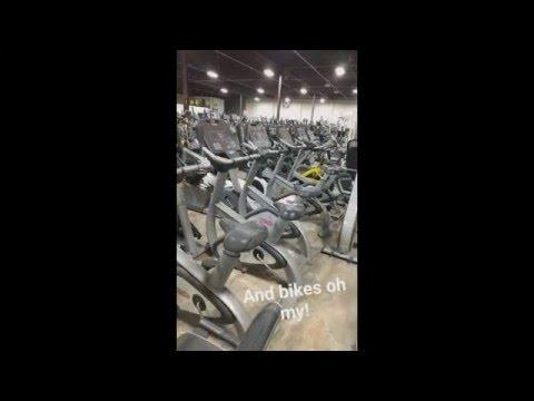 Carolina Fitness Equipment - Snapchat, Week of 2.28.16