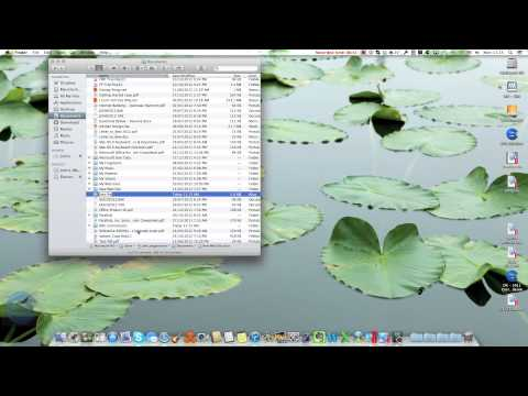 Mac Desktop Shortcut