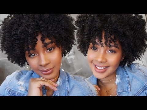 Super Moisturized Defined Twist Out Tutorial | Natural Hair