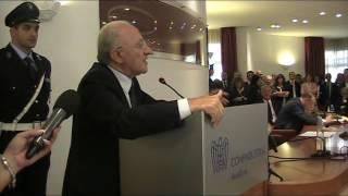 Il Governatore De Luca lancia la volata per il sì al referendum costituzionale