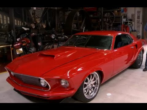 Custom 1969 Ford Mustang Fastback - Jay Leno's Garage