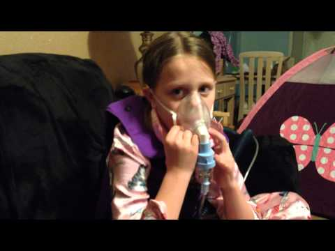 Vest and Treatment.             Cystic Fibrosis