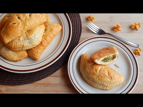 Veggie Cheese Pockets Recipe | Pillsbury Recipes | The Sweetest Journey