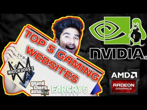 Top 5 Best Website For Download Pc Games For Free | Must Watch 2018 (HINDI)