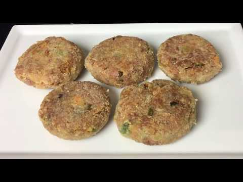 Okazuya Style Corned Beef Hash Patties