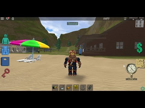 Scuba Diving At Quill Lake How To Get The Power Suit   ROBLOX
