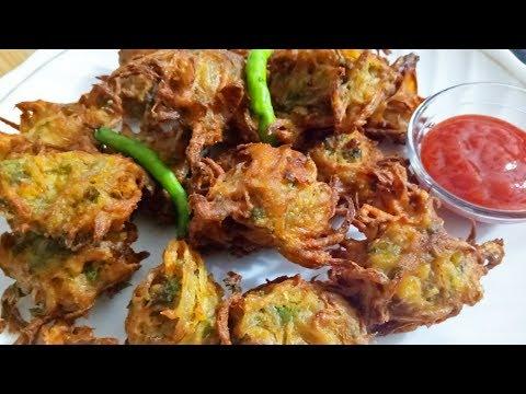 Crispy Onion Pakoda recipe | ख़ास बातों को ध्यान में रखकर बनाएं क्रिस्पी पियाज के पकोड़े