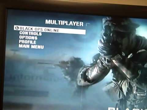 call of duty black ops wii multiplayer problems