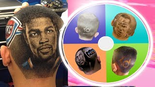 IF I LOSE I HAVE TO GET A KEVIN DURANT HAIRCUT