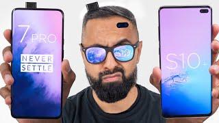 OnePlus 7 Pro vs Samsung Galaxy S10 Plus