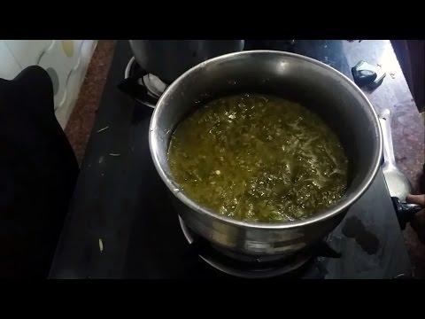 Arai Keerai Masiyal Recipe in Tamil