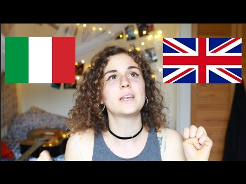The Perks of Being Bilingual (Italian VS English) | doyouknowellie