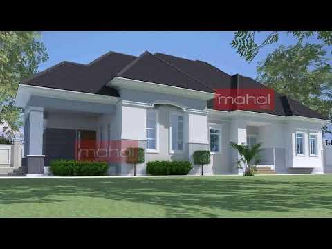 3 Bedroom House Plans In Ghana