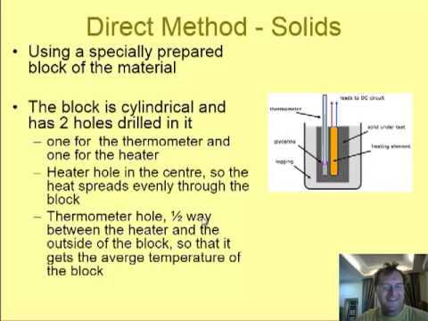 Practical methods to calculate specific heat capacity
