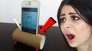 LIFE HACKS that will RUIN YOUR LIFE (do not try)