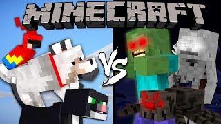 Pets vs. Monsters - Minecraft