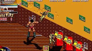 Streets of Rage Z Megamix v1 8 (OpenBoR) Some minor