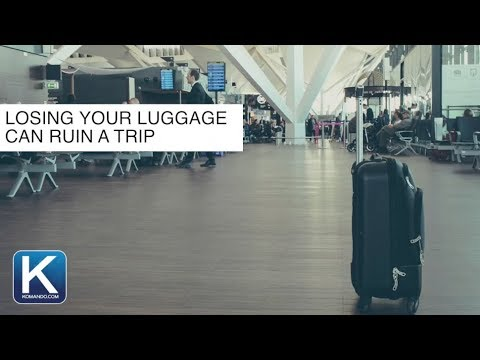 Find your suitcase with these smart luggage tags