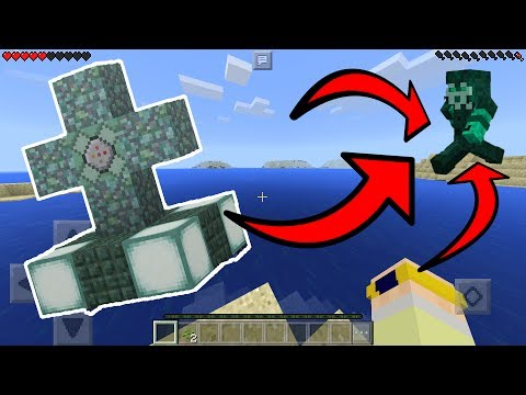How to Spawn The Admin Boss in Minecraft Pocket Edition