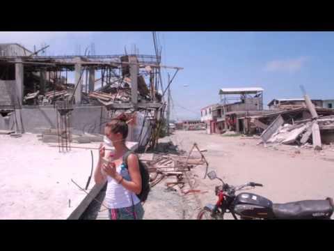 Help for Ecuador - Earthquake in Canoa Ecuador
