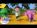 Canciones Infantiles ♫ Si Eres Feliz y lo Sabes - HeyKids