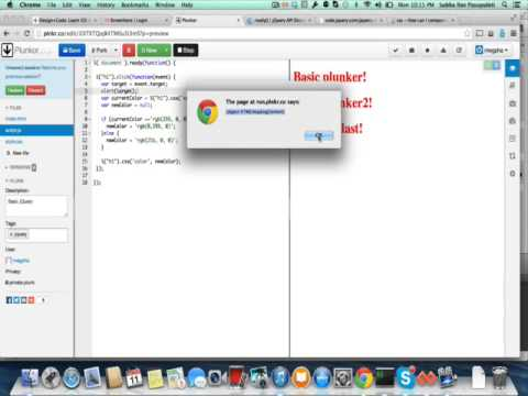jQuery changing color 2