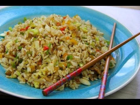 Caribbean Saltfish Fried Rice Recipe - Tasty Tuesday's | CaribbeanPot.com