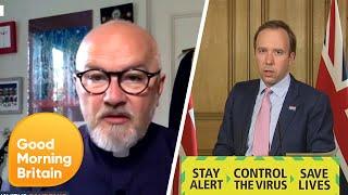 Matt Hancock U-Turns on Fines for Families Getting Child Care | Good Morning Britain