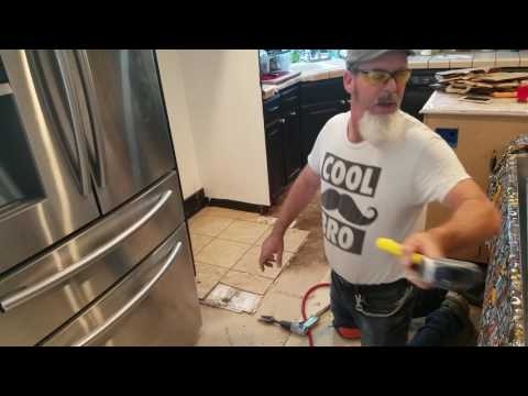 How to Remove Tile with No Effort: Don's DIY