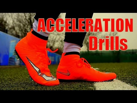 How to improve your ACCELERATION | 5 Execrcises/Drills to get faster