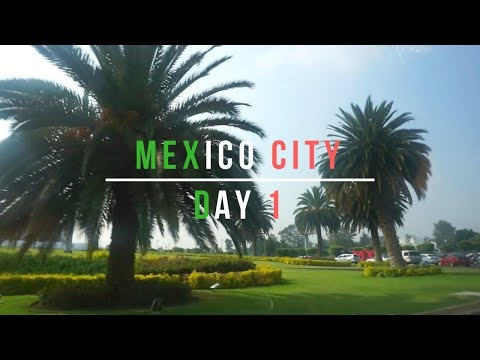 Arriving in Mexico City | CDMX Vlog  #1