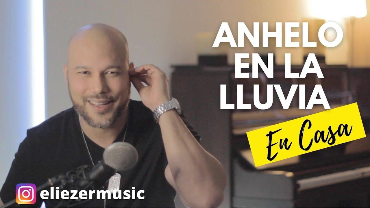 ELIEZER - Anhelo en la Lluvia - Talento Zuliano Desde Casa -