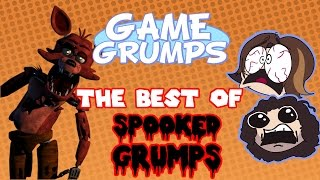 Game Grumps - The Best of SPOOKED GRUMPS