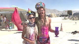 A Magical Place: Burning Man Festival 2018