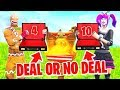 NEW MODE DEAL OR NO DEAL SUR FORTNITE