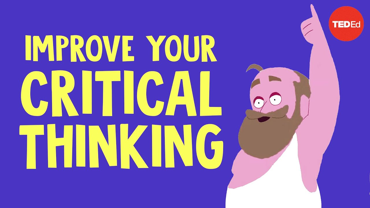 This tool will help improve your critical thinking - Erick Wilberding